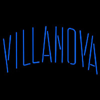 Villanova Wildcats Wordmark 1996 Pres Logo Ncaa Neon Sign Neon Sign
