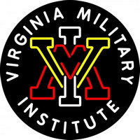 Vmi Keydets Primary 1985 Pres Logo Ncaa Neon Sign Neon Sign