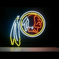 Washington Redskins Neon Sign Neon Sign