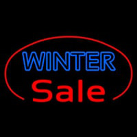 Winter Sale Neon Sign