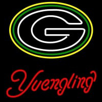 Yuengling Green Bay Packers NFL Beer Neon Sign Neon Sign
