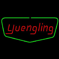 Yuengling Green Border Beer Sign Neon Sign