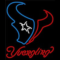 Yuengling Houston Texans NFL Beer Neon Sign Neon Sign