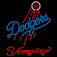 Yuengling Los Angeles Dodgers MLB Beer Sign Neon Sign