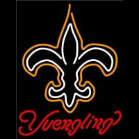 Yuengling New Orleans Saints NFL Beer Neon Sign Neon Sign