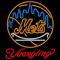 Yuengling New York Mets MLB Beer Sign Neon Sign
