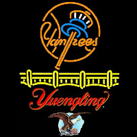 Yuengling New York Yankees Beer Sign Neon Sign