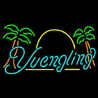 Yuengling Sun Palm Trees Beer Sign Neon Sign