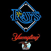 Yuengling Tampa Bay Rays MLB Beer Sign Neon Sign