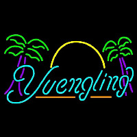 Yuengling with Palm Trees Beer Sign Neon Sign